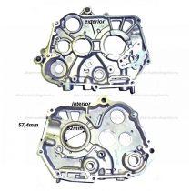 Motorblokk jobb oldali (önindító nélküli) Dirt Bike 110-125ccm