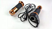 Gázkar elektromos kerékpárhoz / elektromos robogóhoz