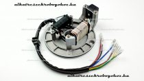Gyújtás alaplap 80-125cc RV-03-01-21