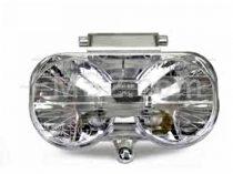 Lámpa első MBK Booster 01-03 / Booster Spirit 99-00