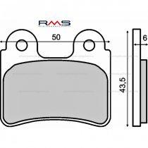 Fékbetét GAS / Sherco 125-290 99-01 / Beta Rev 3 250 00-04 (MCB766) RMS 0640