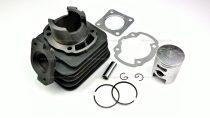 Hengerszett Honda Dio AF27 / KYMCO ZX 50ccm 39mm (105)