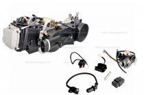 Motor blokk komplett 4T GY6 150ccm robogó (517)