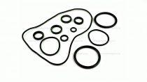 O gyűrű + gumi tömítés készlet 4T MOPED /ATV 50-110ccm (335)