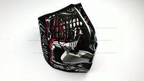 Motoros és kerékpáros maszk tip 4