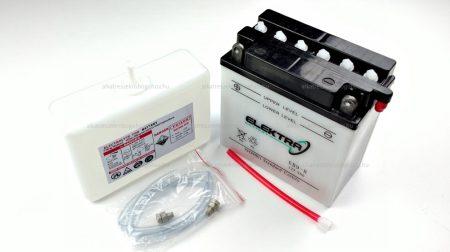 Akkumlátor ELEKTRA 12V 9AH EB9-B