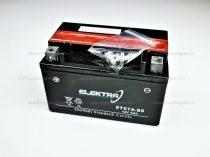 Akkumulátor 12V 6Ah ELEKTRA YTX7A-BS RMS 0050
