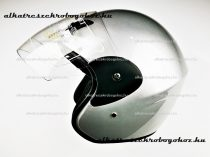 Bukósisak AWINA nyitott ezüst XS méret