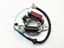 Gyújtás alaplap állórész Honda MTX / MBX / MT / MB