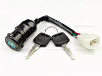 Gyújtáskapcsoló ATV / QUAD 200ccm 4 vezetékes