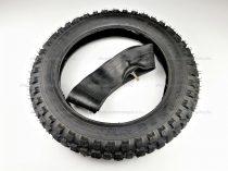 Gumiköpeny + belső 3.00-12 Dirt Bike - Pibike